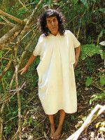Lakandone, indigenes Volk im östlichen Chiapas, Mexiko