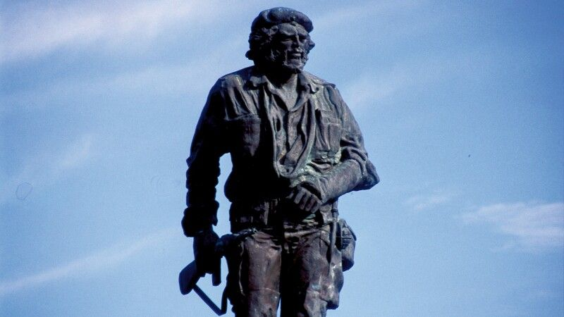 Grabdenkmal Che Guevaras in Santa Clara, Kuba © Diamir