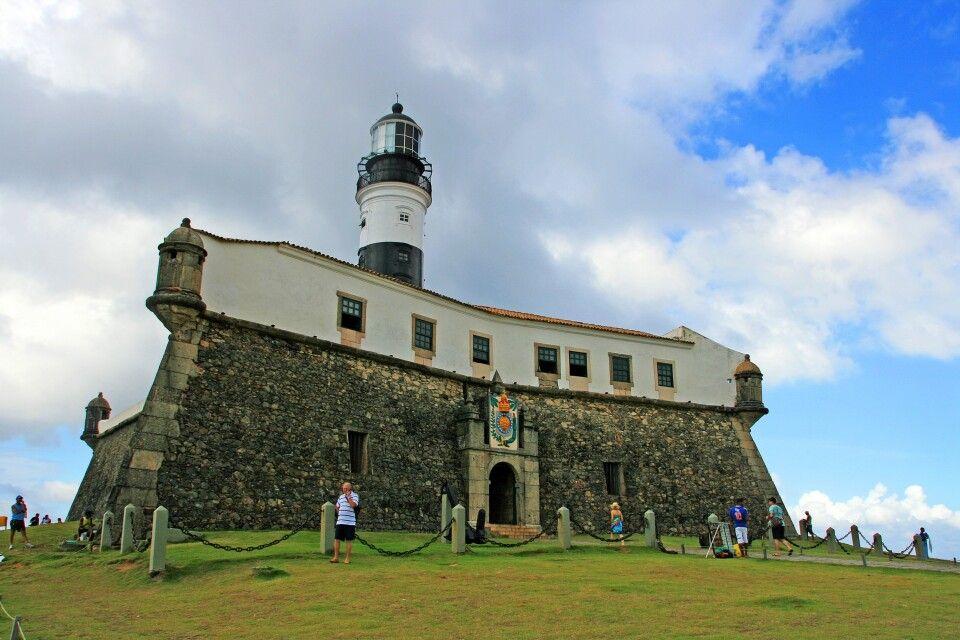 Leuchtturm in Salvador da Bahia