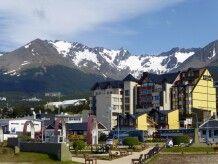 Ushuaia Blick in die Stadt