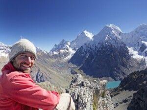 Marcus Gempp, Blick auf die Cordillera Huayhuash