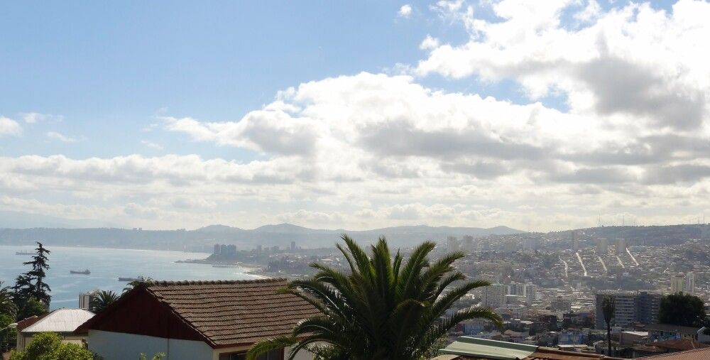 Guten Morgen Valparaiso
