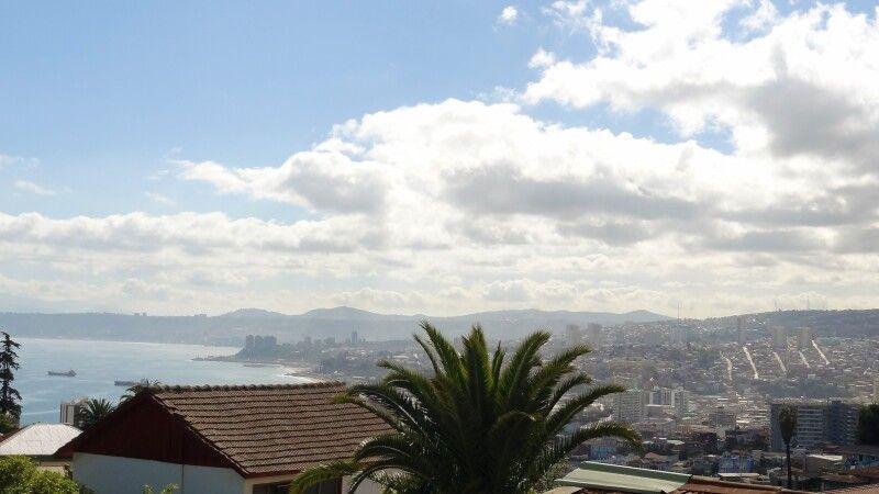 Guten Morgen Valparaiso © Diamir