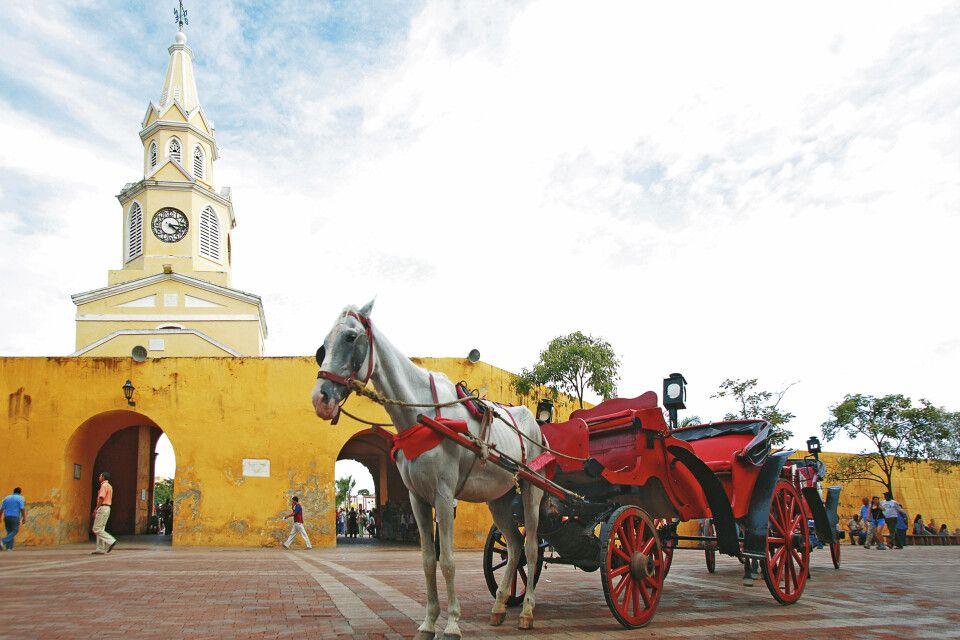 Cartagena entdecken