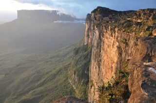 Roraima im Canaima NP Venezuela