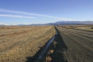 Patagonische Landschaft