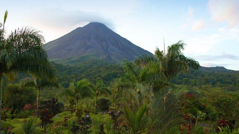 Vulkan Arenal © Diamir