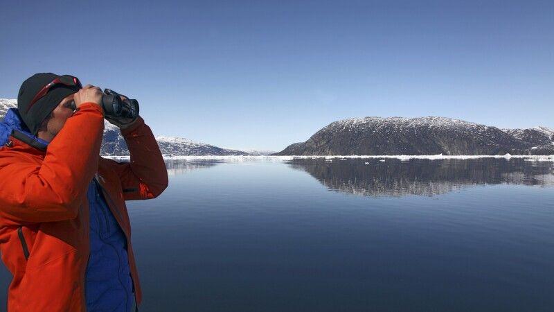 Auf der Suche nach Walen und Seevögeln © Diamir