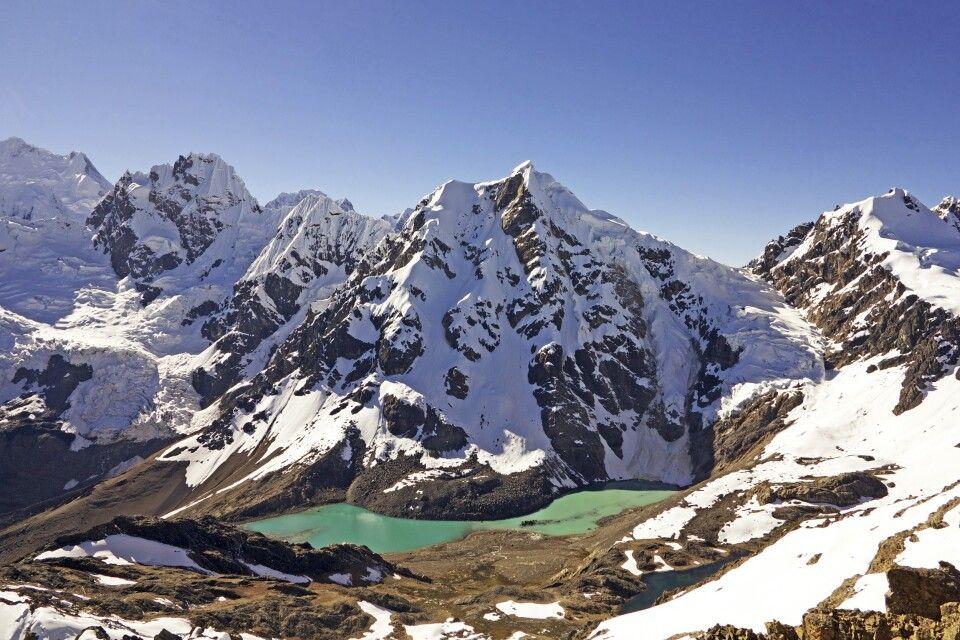 Trekking in der Cordillera Huayhuash