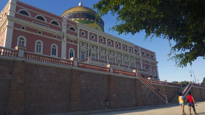 Opernhaus in Manaus © Diamir