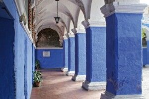 Kloster in Arequipa