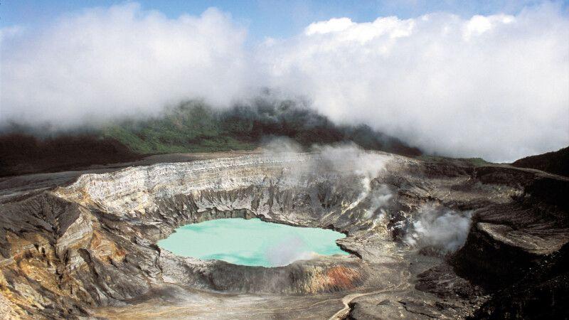 Vulkan Poas © Diamir