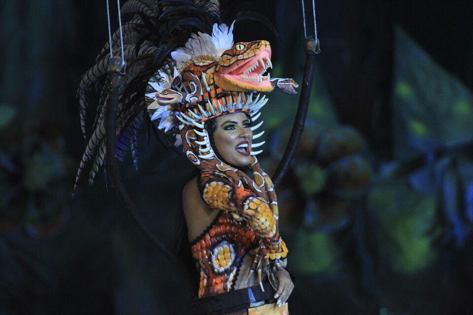 Karneval in Parintins, Amazonasgebiet